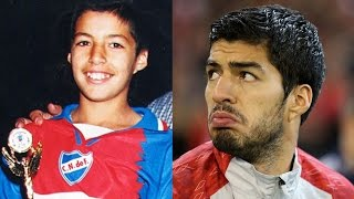 Luis Suarez Transformation Before and After (Face & Hair & Hairstyle) | 2017 NEW