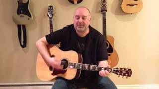 How to Play Pay Me My Money Down - Bruce Springsteen (cover) Easy 2 Chord Guitar Tune