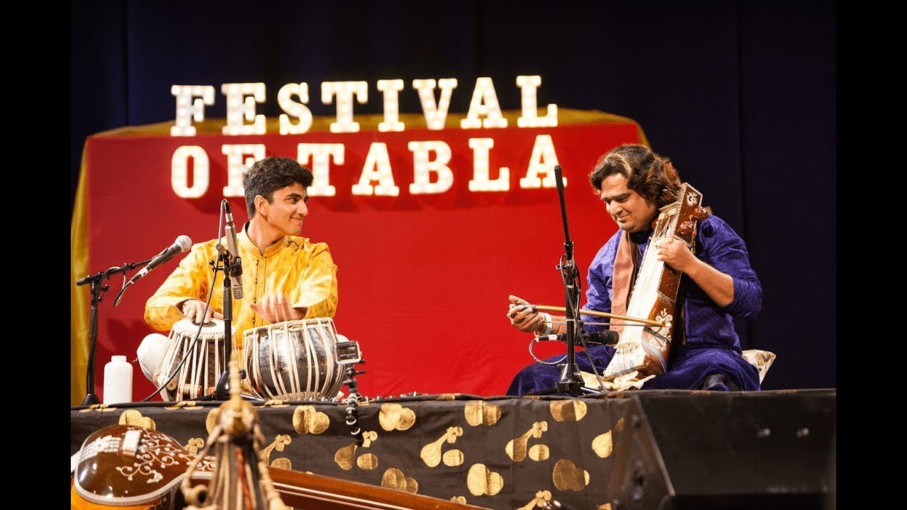 Festival of Tabla 2018 - Sarang Majmudar