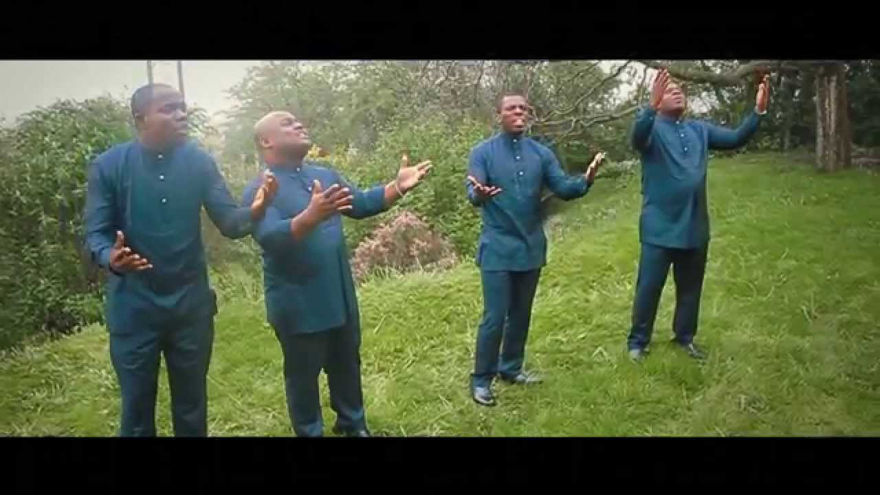 Spectacular A Cappella Group Sings Christian 'Hallelujah
