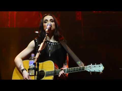Amy MacDonald - Prepare To Fall - Live At The Royal Albert Hall, London - Mon 3rd April 2017