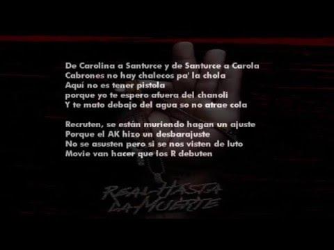 Soldado Y Profeta - Anuel AA [Letra] 2016