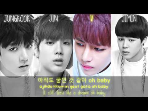 BTS (방탄소년단) – Outro: Luv In Skool [Lyrics Han|Rom|Eng]
