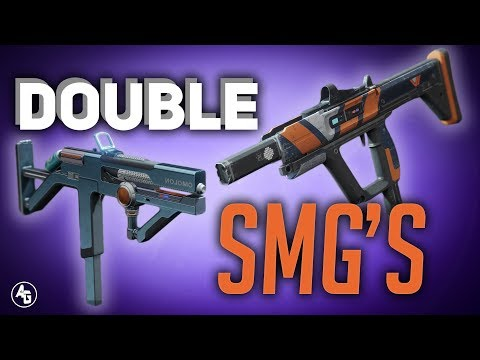 Destiny 2 Phosphoros MG4 + The Showrunner | Are SMG's Competitive ?