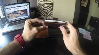 Обзор кошелька Bellroy Passport Sleeve