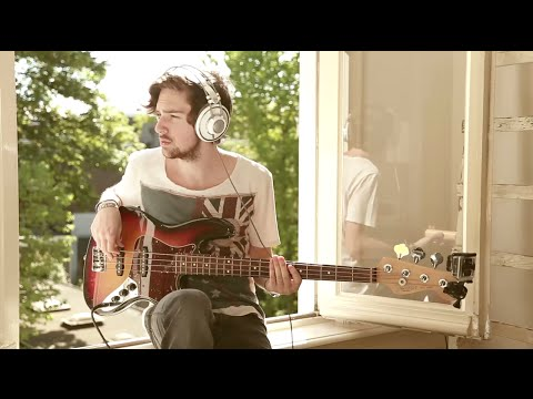 Mart - John Mayer - Bigger Than My Body (Bass Cover)