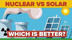 Is Solar Energy Really Better Than Nuclear Energy?