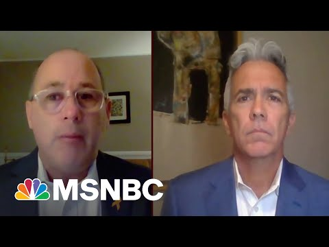 Parkland Father Launches New 'Dad's For Gun Safety' Campaign   MSNBC