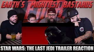 Trailer Reaction: Star Wars: The Last Jedi