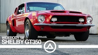 Wide Body 1968 Shelby GT350?? A Mustang With Flare