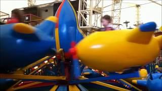 Butlins Bognor England Fairground Rides 2013