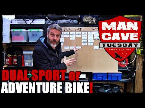 Dual Sport or Adventure? - MCT Ep.48