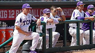 Phillips 66 Big 12 Baseball Championship Game 12 - TCU Postgame Press Conference