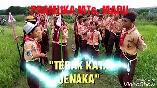 """MIS Paloh.com 2018 """"Pramuka Tebak Kata Jenaka"""""""