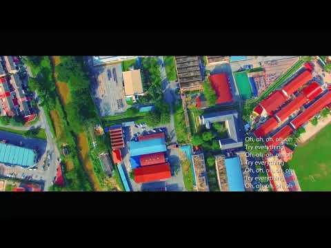 Politeknik Ungku Omar Aerial View