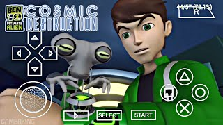 [400MB] How To Download Ben 10 Ultimate Alien Cosmic Destruction Compressed On Android 2018
