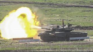 Финал танкового биатлона ЦВО 2016 года.(Финал танкового биатлона среди экипажей центрального военного округа. Проводился на полигоне Чебаркуль..., 2016-05-21T14:36:44.000Z)