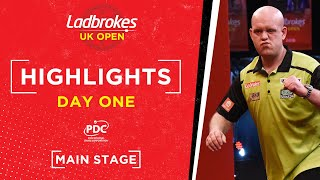 SURVIVING A SCARE! Day One Evening Highlights | 2021 Ladbrokes UK Open