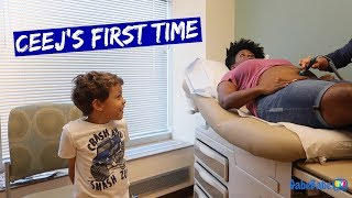 HEARING BABY SISTER
