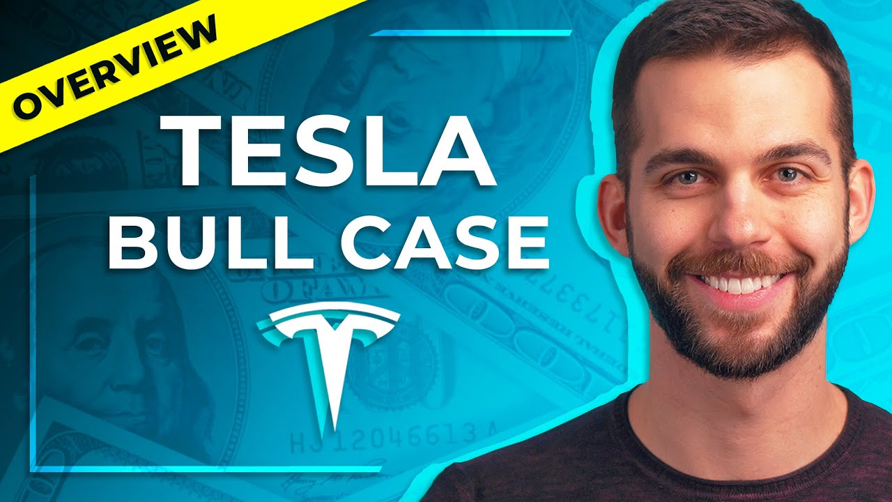 TSLA Bull Case by Rob Maurer of Tesla Daily Presented to Northwestern Master's Students + Q&A