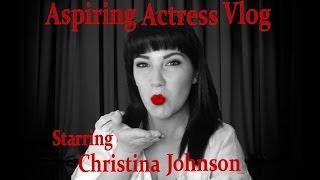 Aspiring Actress Vlog - Magic and Burlesque Edition