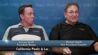 California Pools 2014 BBB Business Ethics Awards Winner