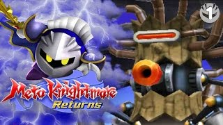 The Return of Meta Knight! | Kirby: Planet Robobot - Meta Knightmare Returns Part 1