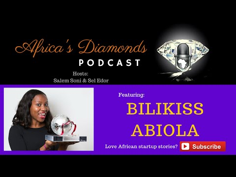 ADP Ep 4 - How Wecyclers Is Turning Trash Into Cash - with Bilikiss Abiola