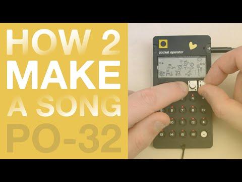 PO 32 tonic : Comment faire un beat