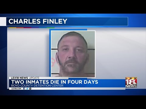Two Inmates Die In Four Days In Boyd County