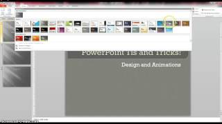 PowerPoint Tips and Tricks(3)
