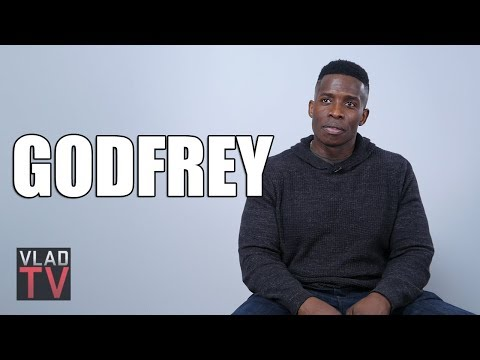Godfrey: The US Wants Every Black Man in Jail, Except NFL Players (Part 8)