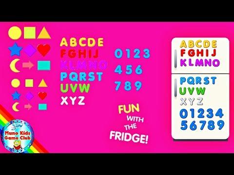 Kids Learn Alphabet - ABC & 123 Games for Children - Kids Learning Games