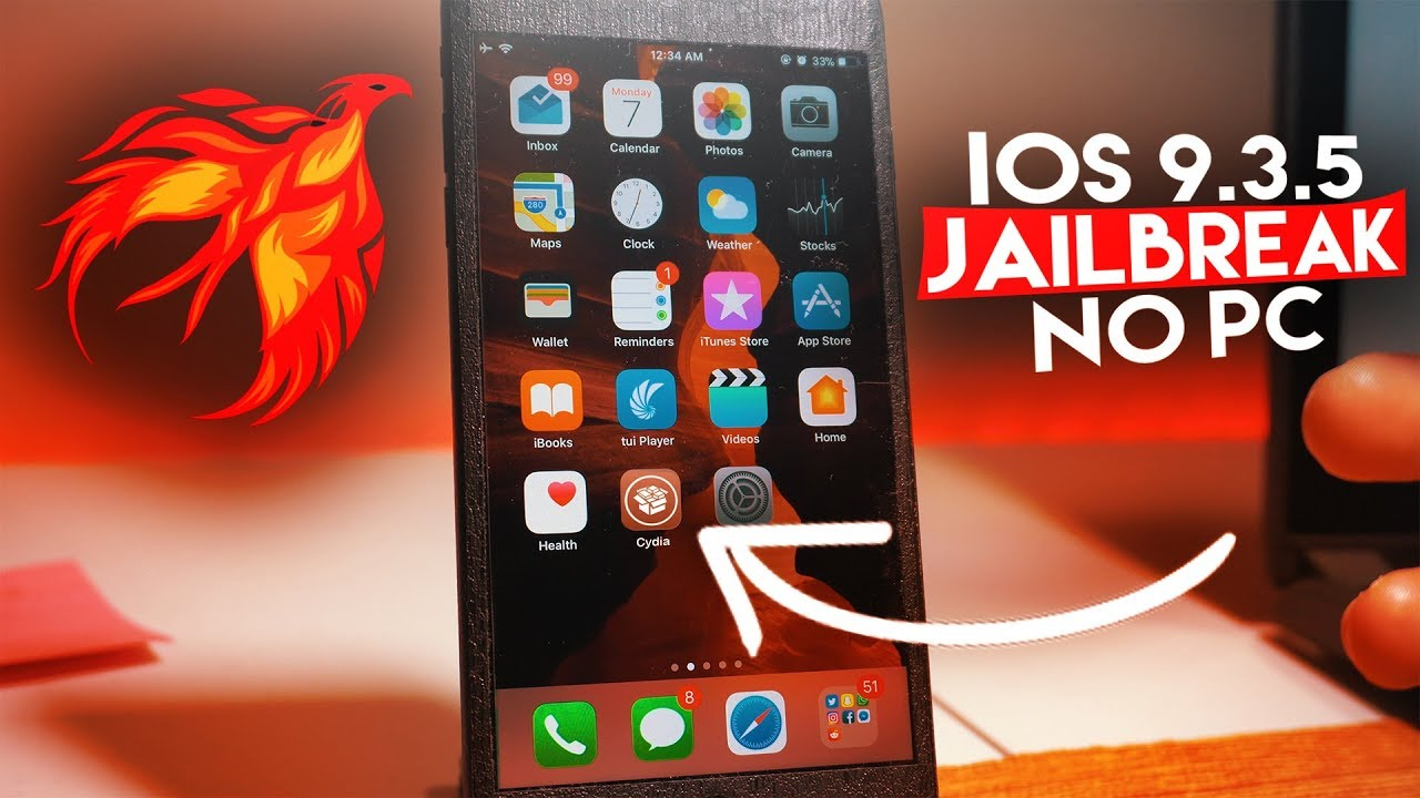 how to jailbreak iphone 4 without computer new how to jailbreak ios 9 3 5 no computer iphone 4s 5 8289