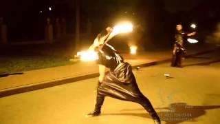 Огненно-пиротехническое шоу на свадьбу в Москве