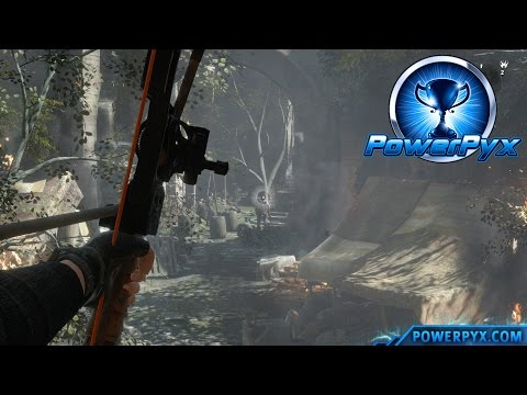 Rise of the Tomb Raider - English Pedigree Trophy / Achievement Guide