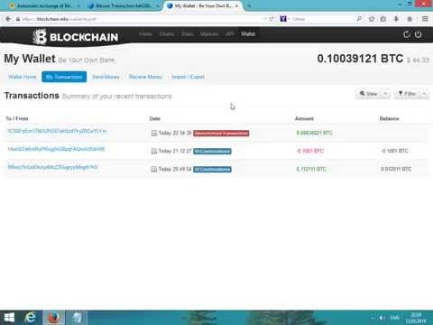 How To Exchange PerfectMoney To Bitcoin With P2PChange.is