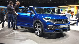 VW continued and Seat, Subaru, Pininfarina at the 2019 Geneva Motor Show