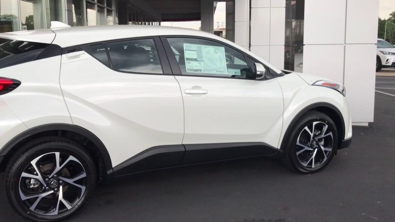 All Toyota Vehicles >> 2018 Toyota CHR Review - YouTube