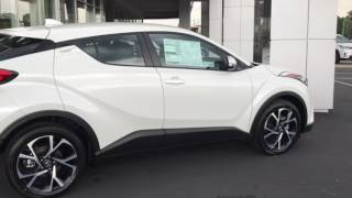 2018 Toyota CHR Review