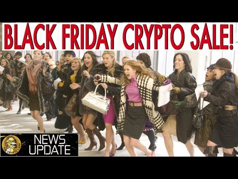 Cryptocurrency Fire Sale, BAKKT Delay, Rhino Blockchain, Santander Corruption, & Bitcoin News