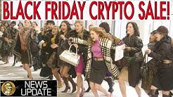 Cryptocurrency Fire Sale, BAKKT Delay, Rhino Blockchain, Santander Corruption, & Bitcoin News