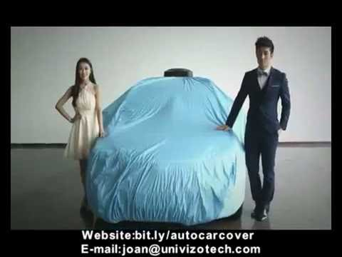 Automatic Car Covers Demo Video-2
