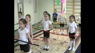 видео Методика проведения утренней гимнастики в дошкольных учреждениях