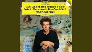 """Scriabin: Piano Sonata No.2, In G Sharp Minor Op.19 """"Sonata Fantasy"""" - 2. Presto"""