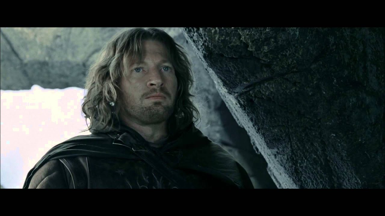 Faramir Lord Of The Rings Quotes