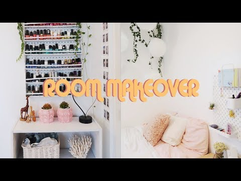 ROOM MAKEOVER! Surprising My Sister With Her Dream Room! Budget Friendly