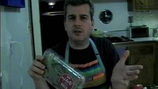 Pasta & Pesto Sauce Recipe : Cooking Fettucine Pasta & Pesto Sauce