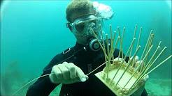 Underwater Basket Weaving