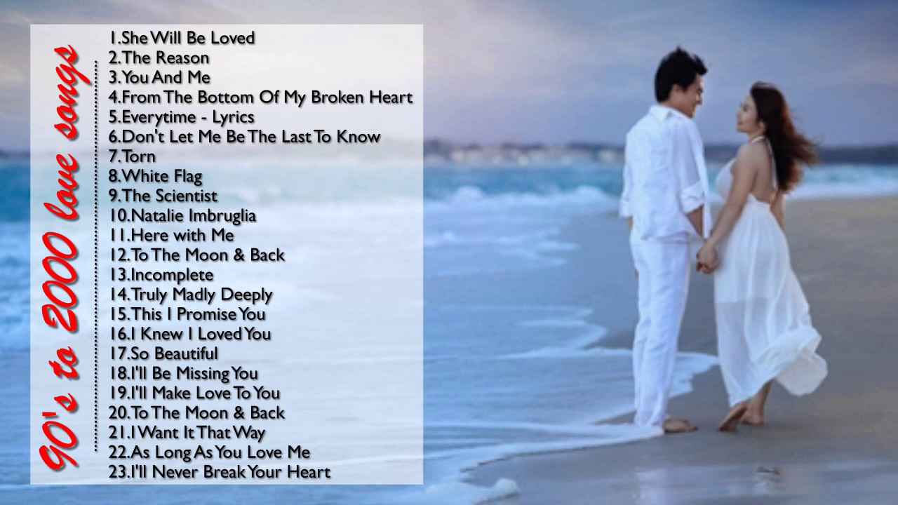 top classic love songs